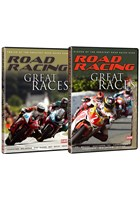 Road Racing Great Races Vol 1 & 2 DVD Bundle