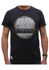Primo Road Racer T-Shirt Black