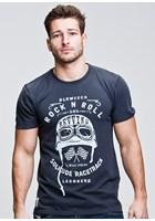 Glemseck Rock 'n' Rev (Mens) Black T-Shirt