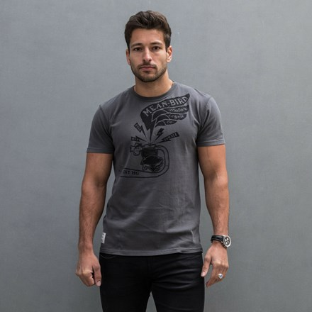 MBM ROAR (Engine Case) Men T-Shirt Graphite