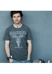 MBM RIP (RoadRunner UK) Mens T-Shirt Graphite