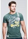 SpannerSpill (Mens) Racing Green T-Shirt