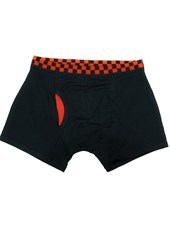 Road Racer Mens Underwear Black/Red