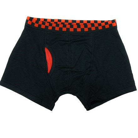 Road Racer Mens Underwear Black/Red - click to enlarge