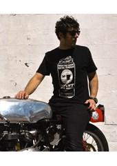 John McGuinness Tough Nut Mens T-Shirt Black