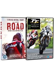 Road DVD and TT 2014 DVD