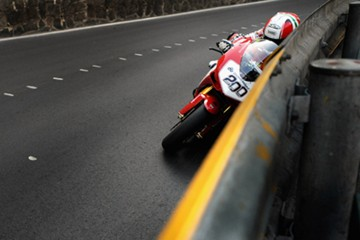 Michael Rutter Print - click to enlarge