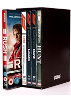 Rush: Ultimate Box Set (5-DVD)