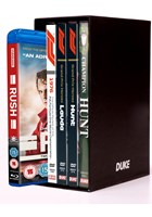 Rush Ultimate 5 Disc Box Set (Rush Blu-ray)