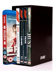 Rush Ultimate 5 Disc Box Set (Rush Blu-ray)