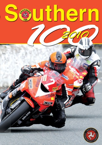 Southern 100 2010 DVD - click to enlarge