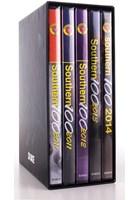 Southern 100 2010-14 (5 DVD) Boxset