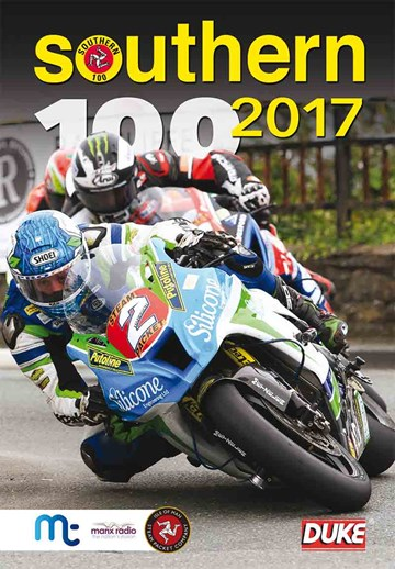 Southern 100 2017 DVD - click to enlarge