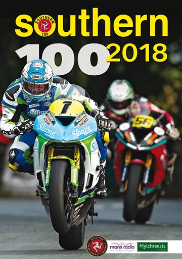 Southern 100 2018 DVD - click to enlarge