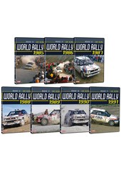 Rally San Remo 1985-1991 Bundle (DVD)