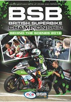 British Superbike Championship 2016  Behind the Scenes (2 Disc) DVD