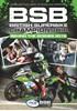British Superbike Championship 2016  Behind the Scenes (2 Disc) DVD
