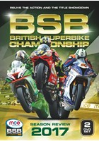 British Superbike 2017 Season Review (2 Disc)  DVD