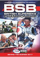 British Superbike 2017 Behind the Scenes DVD