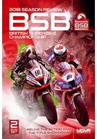 British Superbike 2018 Season Review (2 Disc)  DVD
