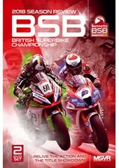 British Superbike 2018 Season Review (2 Disc)  DVD