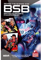 British Superbike 2018 Behind the Scenes DVD