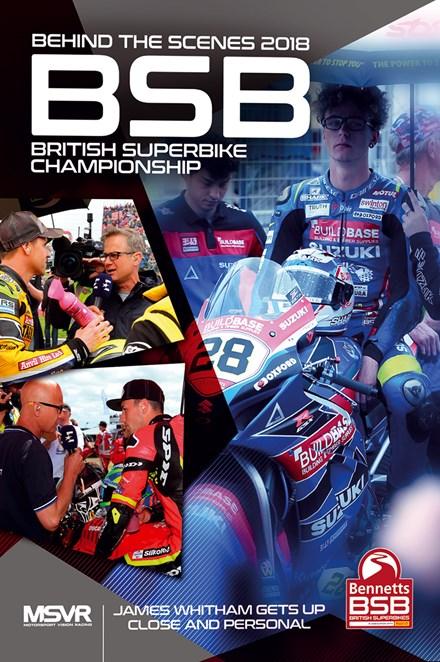 British Superbike 2018 Behind the Scenes DVD