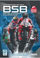 British Superbike 2019 Season Review (2 Disc) DVD