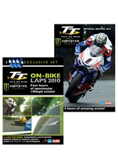 TT 2011 DVD Plus FREE TT 2010 On-Bike Collection (3 Disc) DVD