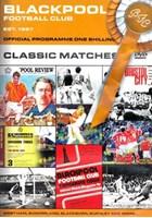 Blackpool FC - Classic Matches (DVD)