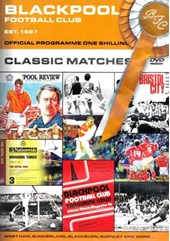 Blackpool FC - Classic Matches (DVD)