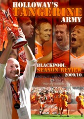 Blackpool FC 2009/10 Season Review - Play Off Winners (DVD)