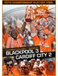 Blackpool 3-2 Cardiff - 2010 Championship Play Off Final (DVD)