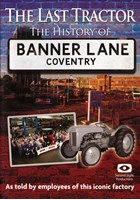 The Last Tractor - The History of Banner Lane DVD
