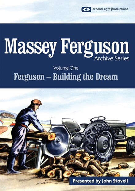 Massey Ferguson Archive Vol 1 Building the Dream DVD
