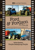 Ford & Fordson on Film Volume 19 People Satisfying People DVD