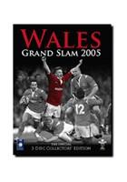 Wales Grand Slam 2005 - 3 Disc