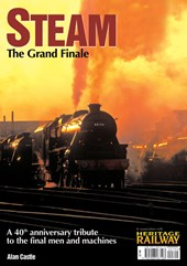 Steam Grand Finale Bookazine