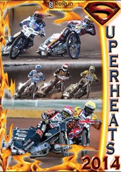 Superheats 2014 DVD