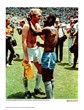 Shoot Legends - Bobby Moore & Pele 1970 Print