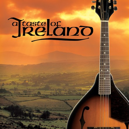 A Taste Of Ireland CD