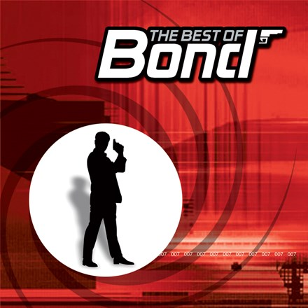 The Best Of Bond CD