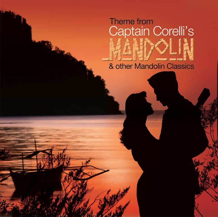 Theme From Captain Corelli's Mandolin And Other Mandolin Classics CD