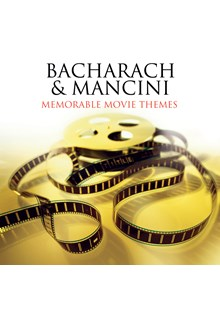 Bacharach & Mancini -Memorable Movie Themes CD