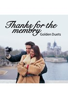 Thanks For The Memory - Golden Duets CD