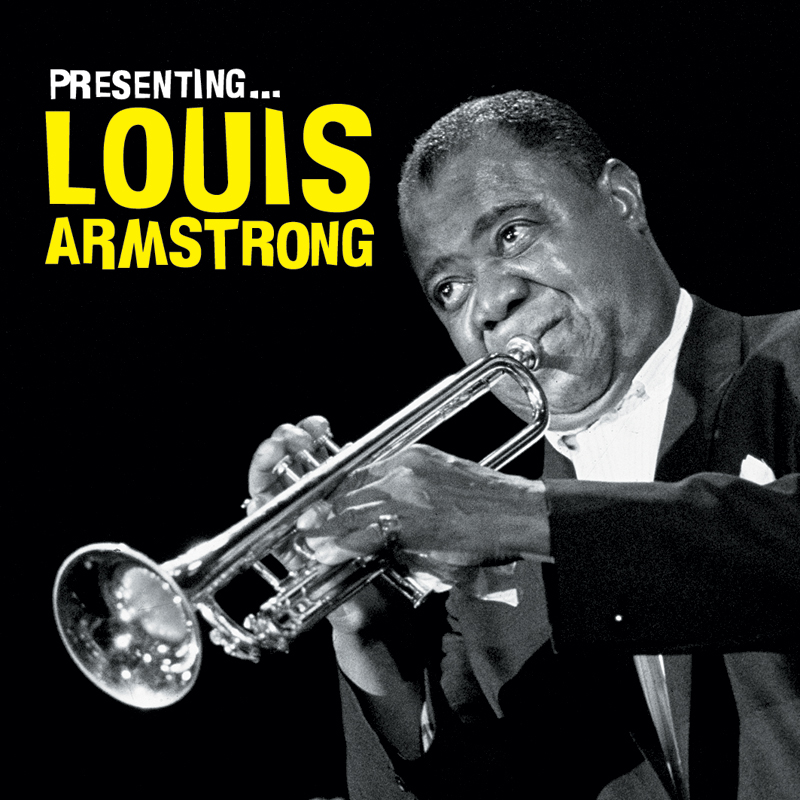 Louis Armstrong Duke Ellington Recording Together For The First Time