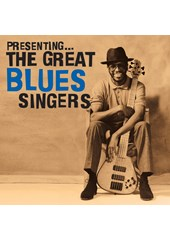 Presenting -The Great Blues Singers CD