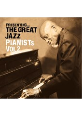 Presenting -The Great Jazz Pianists Vol. 2 CD