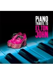 Piano Tribute to Elton John CD