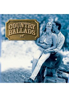Country Ballads CD